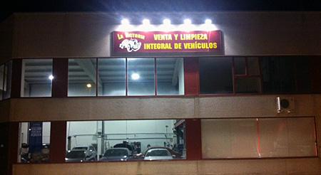 Auto La Victoria Jaca