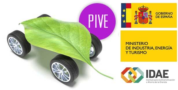 Plan PIVE 2012