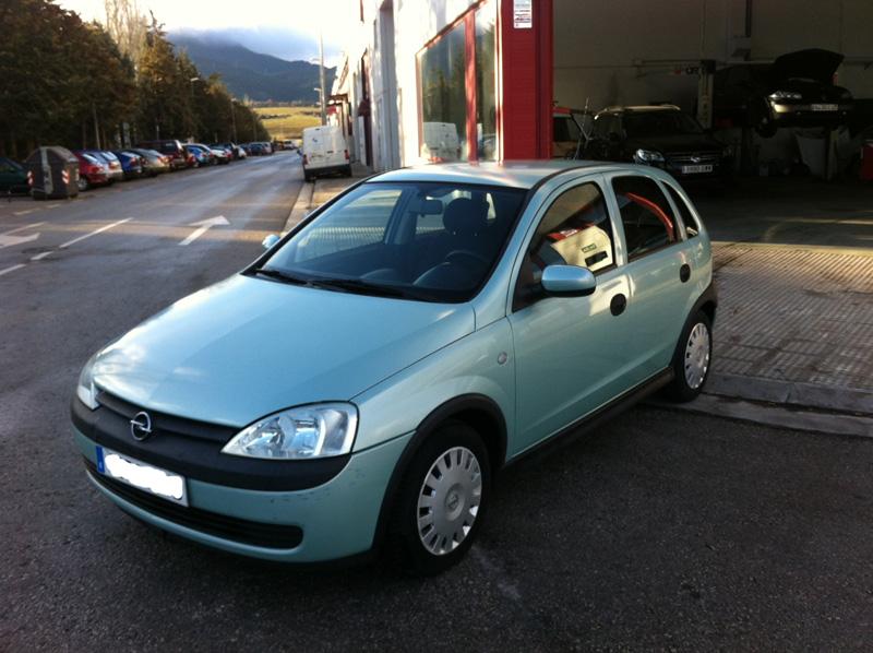 Opel Corsa 1.4i 16v